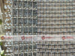 Lưới đan ô chữ nhật