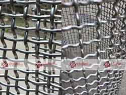 Lưới đan ô vuông