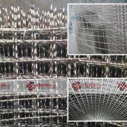 Lưới đan sóng ô vuông