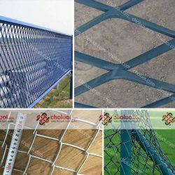 Lưới mắt cáo hàng rào
