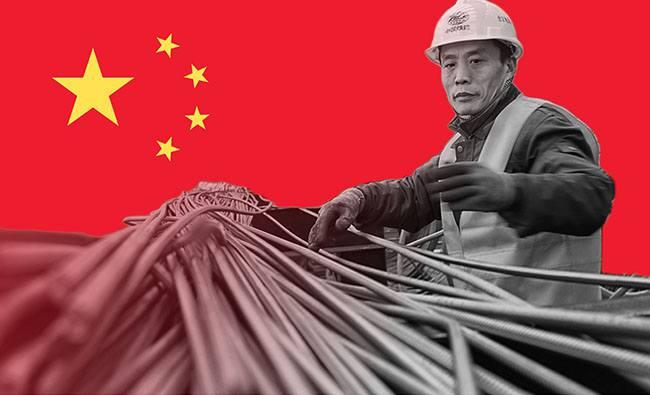 Ngành thép Trung Quốc