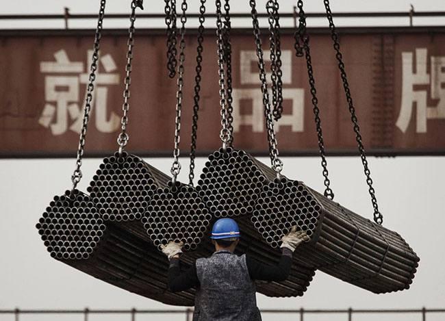 Sắt thép Trung Quốc