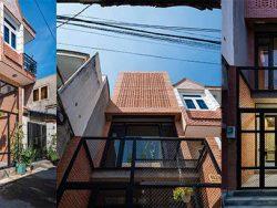 Wasp House rộng 24,5m2 giữa Sài Gòn