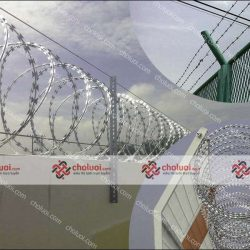 Dây thép gai hàng rào
