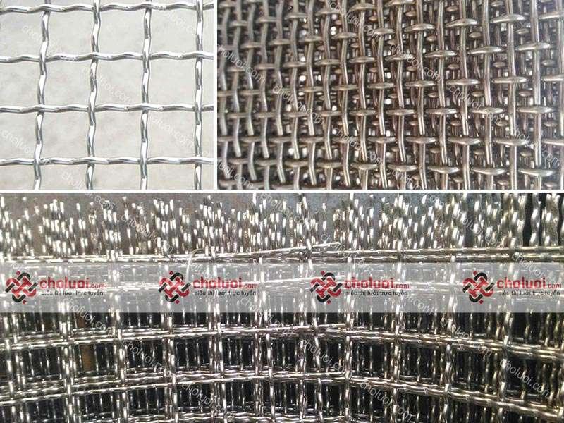 Lưới inox 304 đan
