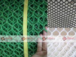 Lưới nhựa mắt cáo