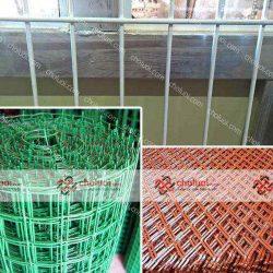 Lưới sắt bọc nhựa