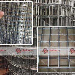 Lưới hàn inox