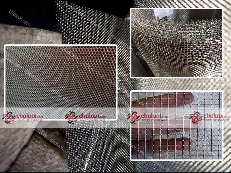 Lưới inox chống côn trùng
