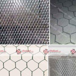 Lưới mắt cáo tô trát tường