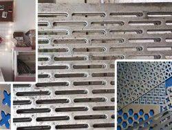Lưới sắt dùng trong nội thất