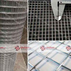 Lưới thép hàn inox