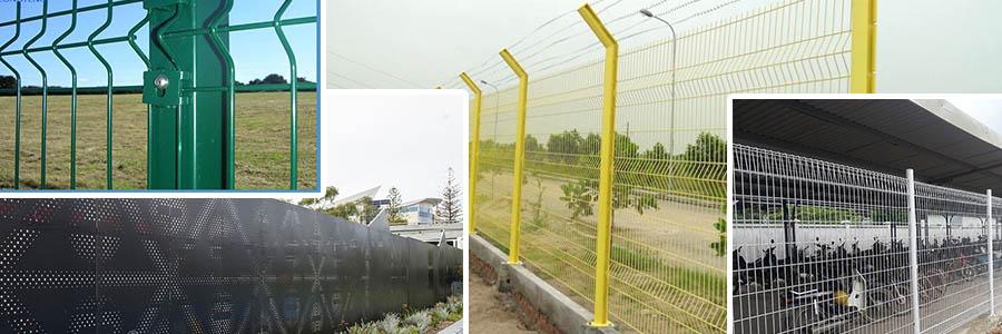 Lưới thép bảo vệ công trình