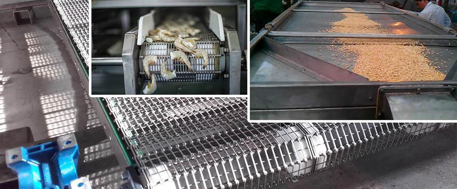 Lưới inox sử dụng ở nhiệt độ cao