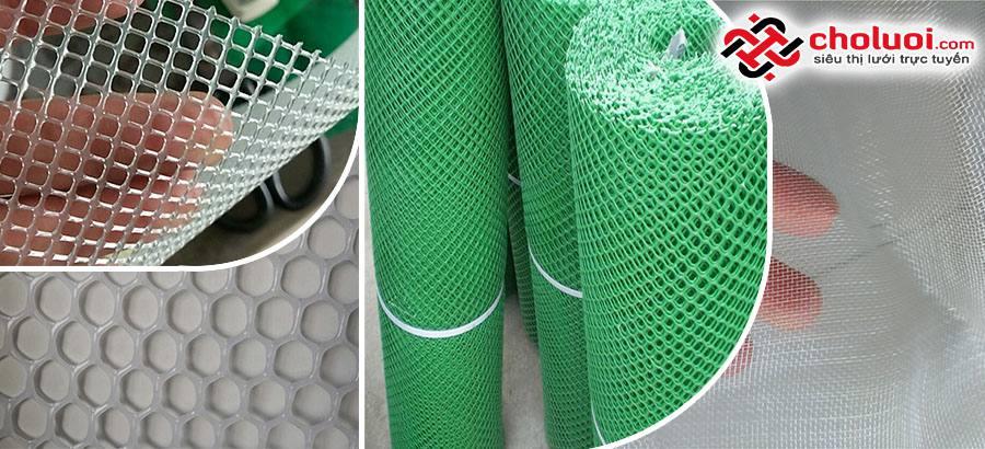 Lưới nhựa PP