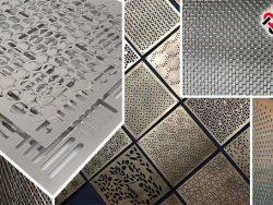 Lưới inox trong kiến trúc